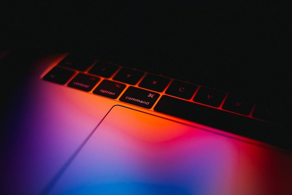 laptop keypad