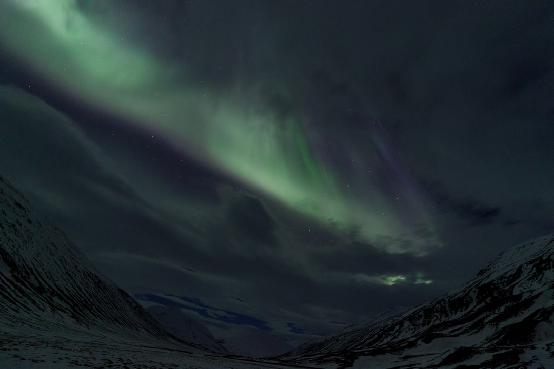 The Aurora Dance