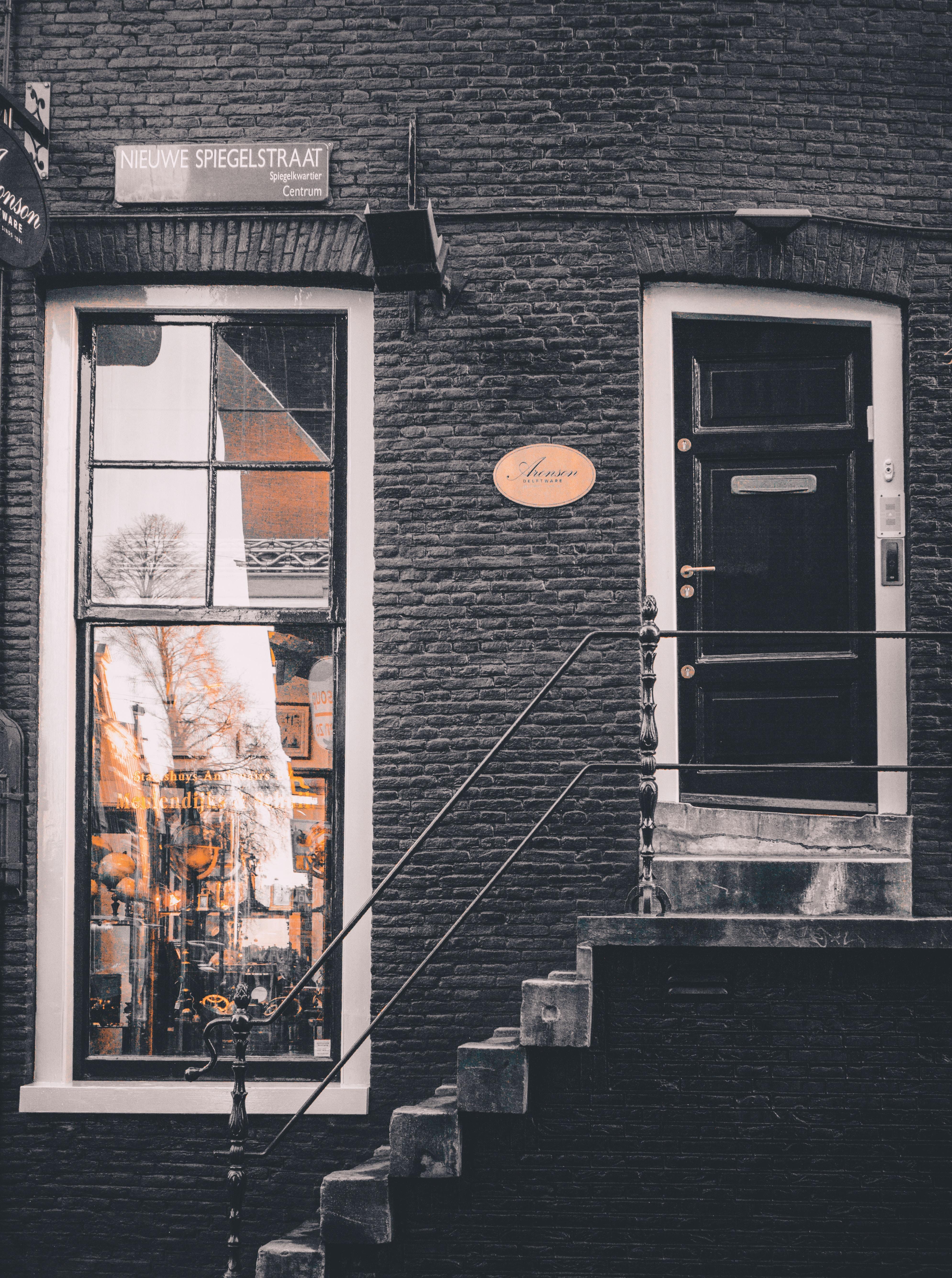Neuwe Spiegelstraat boutique