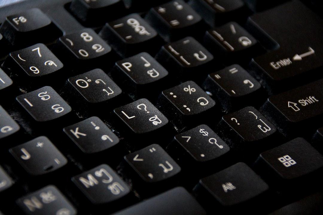 Lao Keyboard