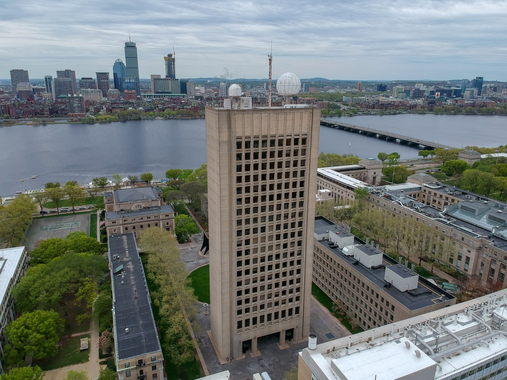 City Massachusetts Institute Of Technology Mit And Green