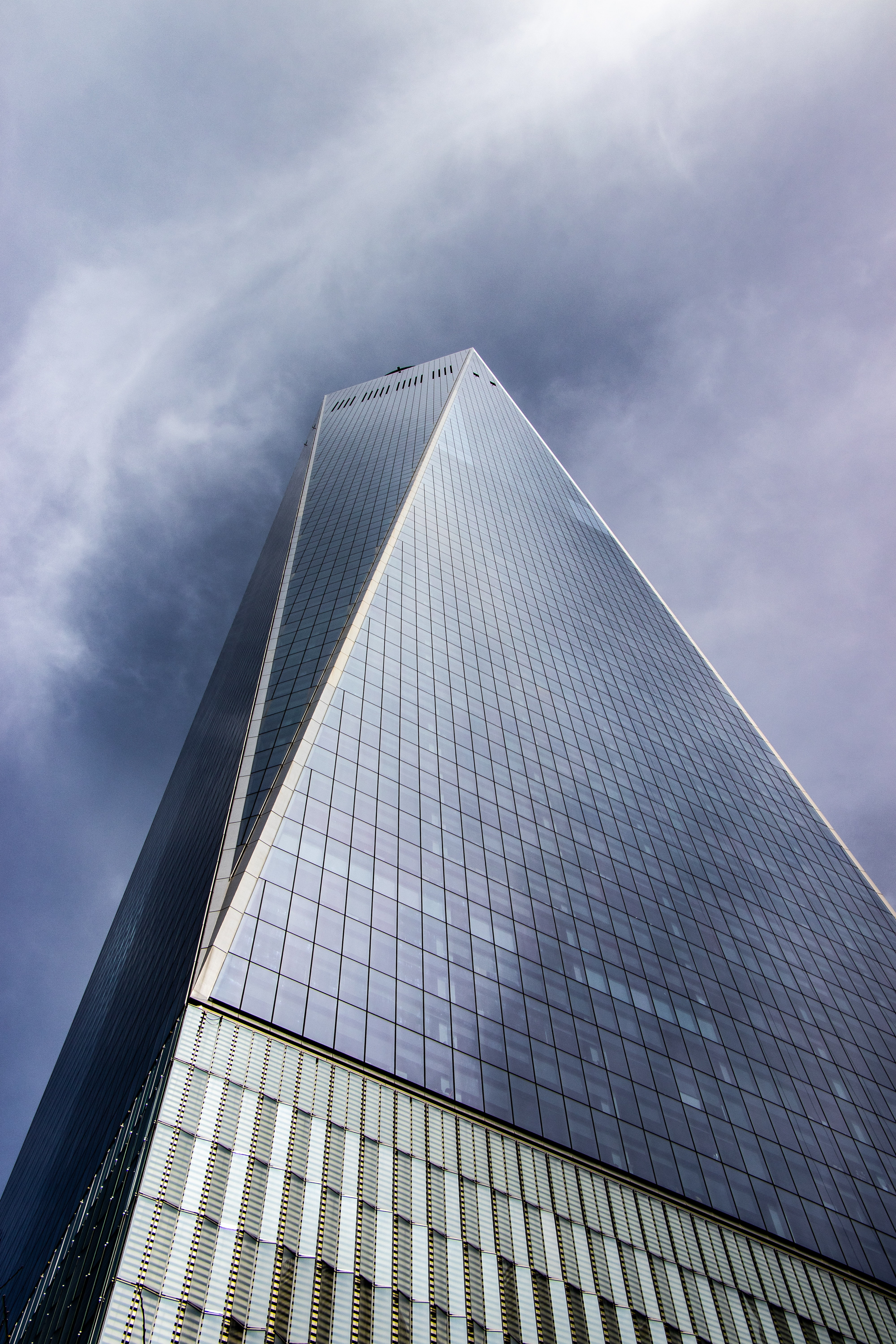 low angle photo of Shanghai Building