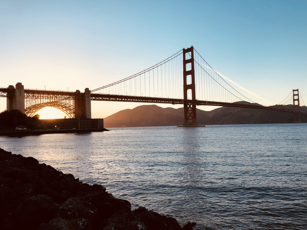 Golden Gate Bridge, California, U.S.A.