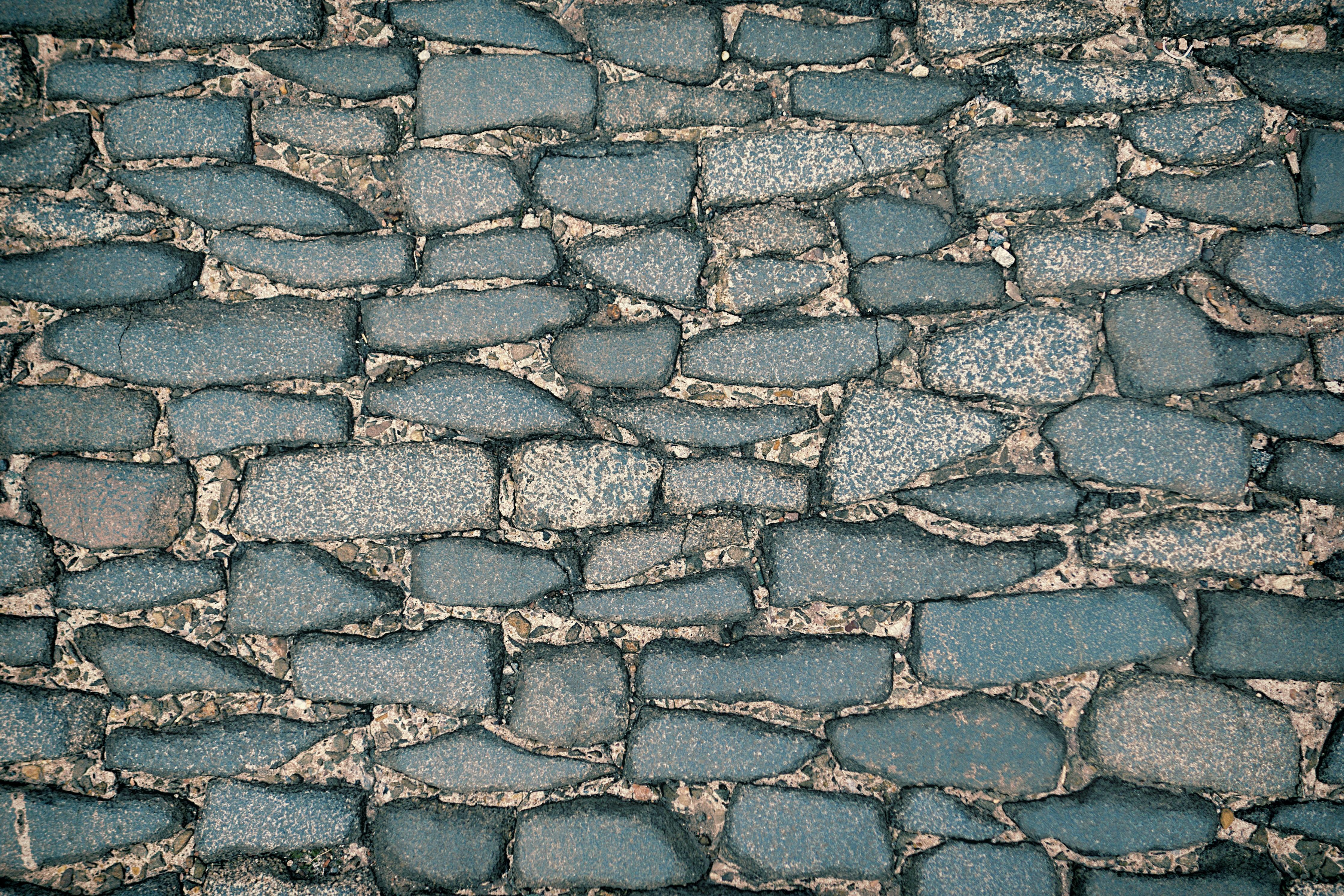 gray stone flooring