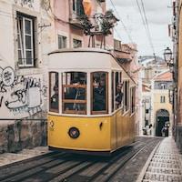 VTC & taxis à Lisbonne
