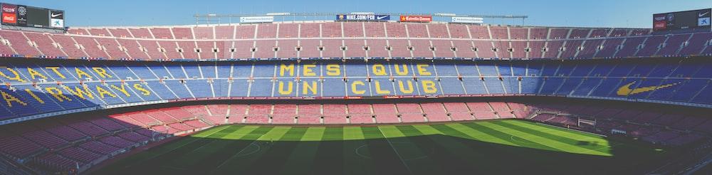 Mes Que UN Club stadium at daytime