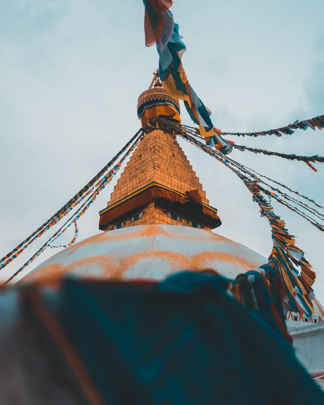 baudha stupa