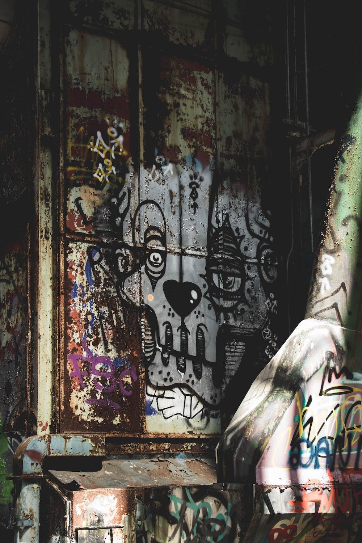 Wall Graffiti Art