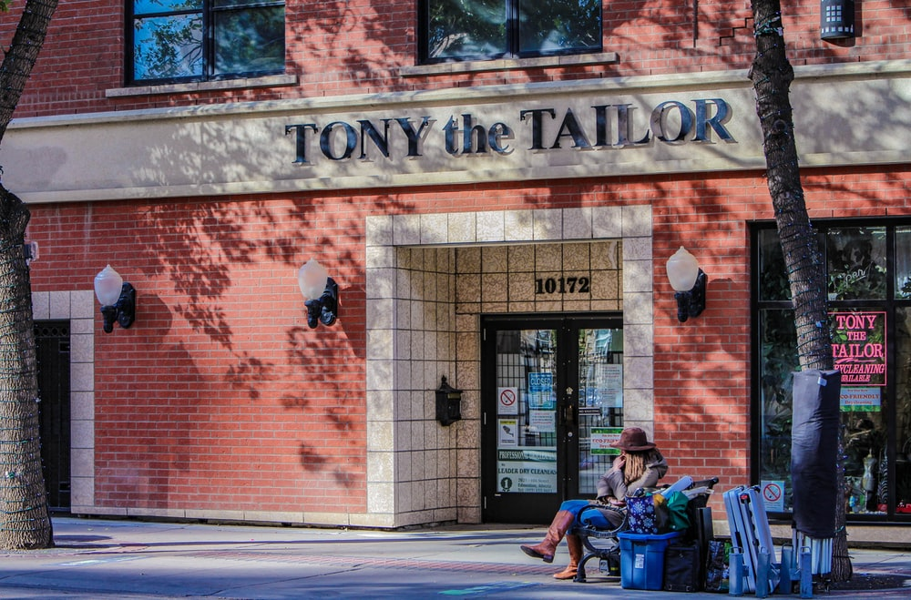 Tony the Taylor store