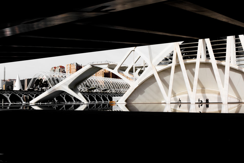 architecture photography of white structure screengrab