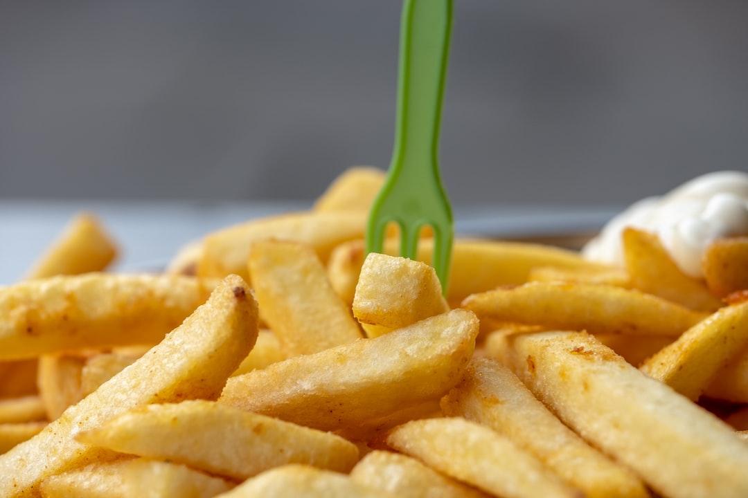 French fries / Pommes frites