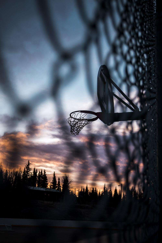 basketball ring on wall photo – Free Hoop Image on Unsplash