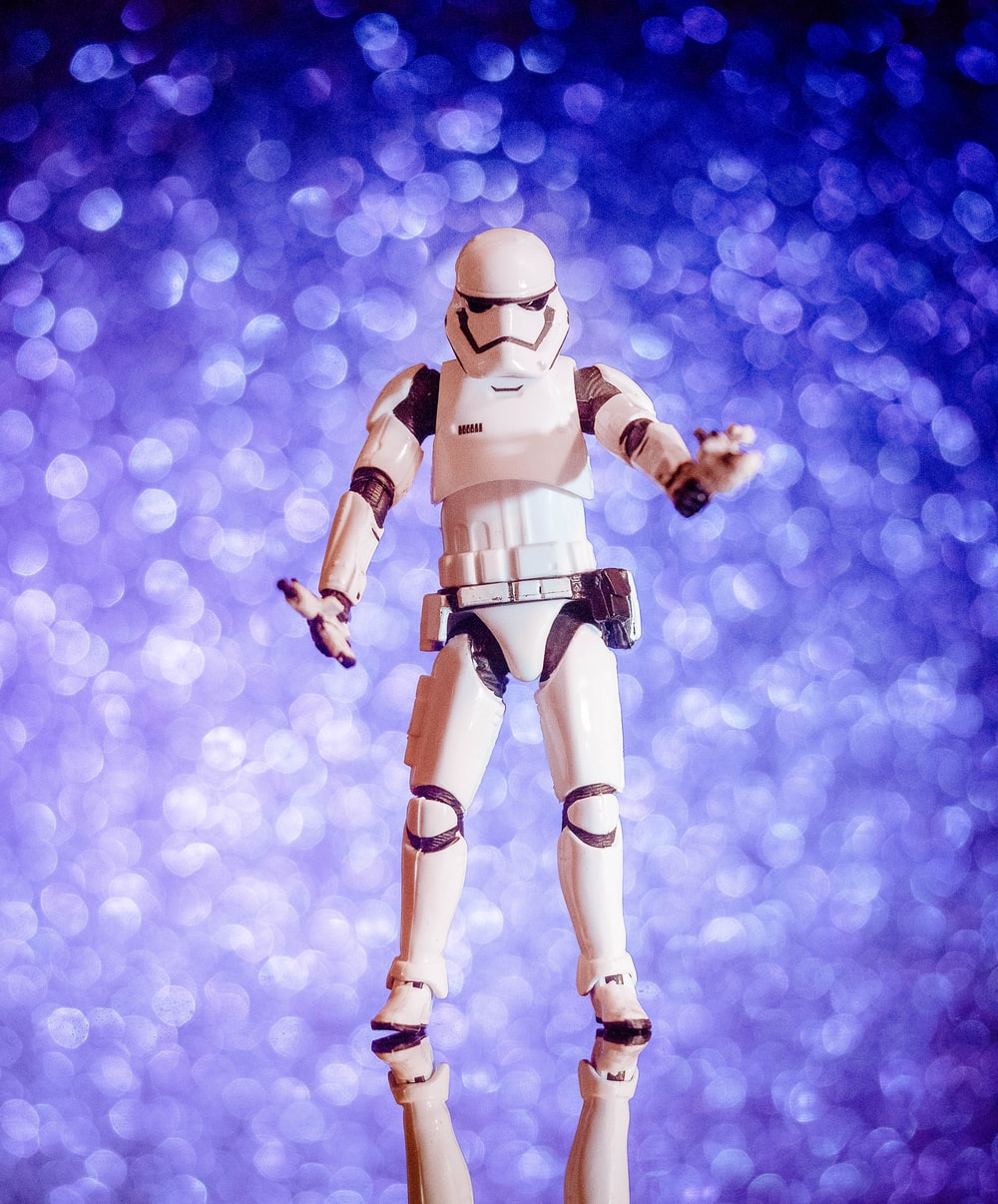 Stormtrooper toy