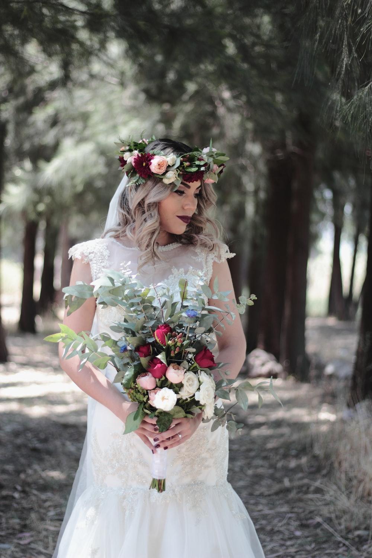 Flower Crown 13 Best Free Flower Crown Flower Wedding And Bride