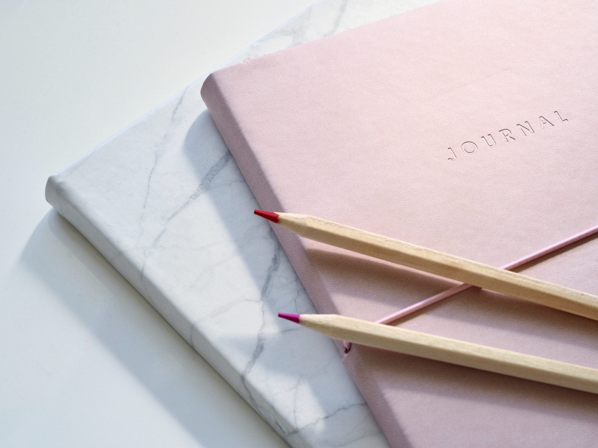 Journal first, share later.