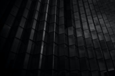 black zoom background