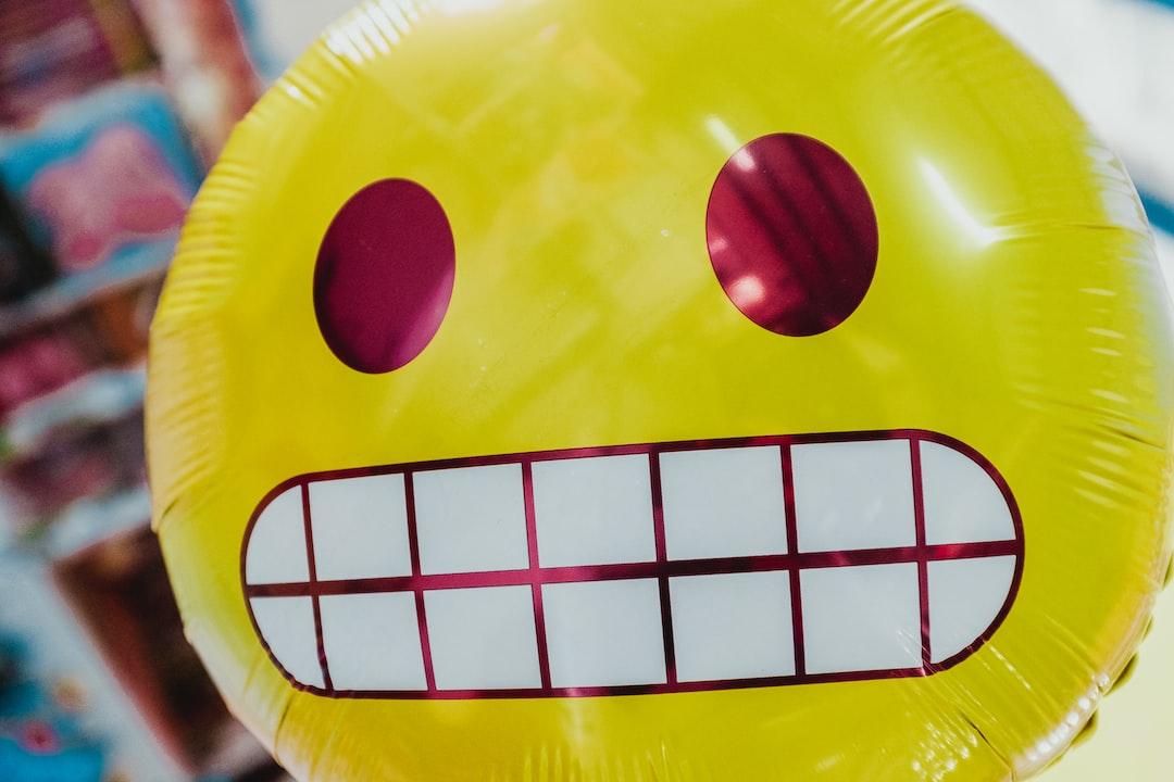 Você já usou um emoji hoje?