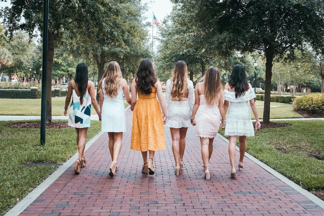 Walk together.