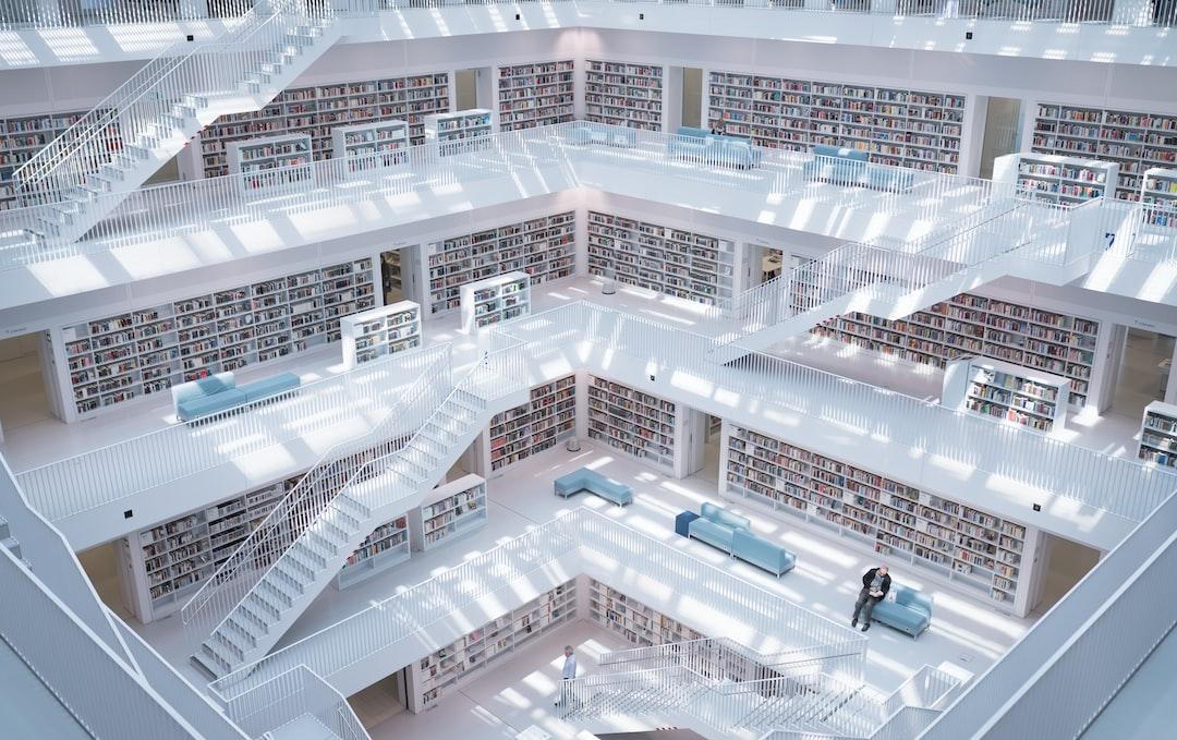 The Library of Stuttgart, Germany. | 5.5.18