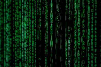matrix movie still technology teams background