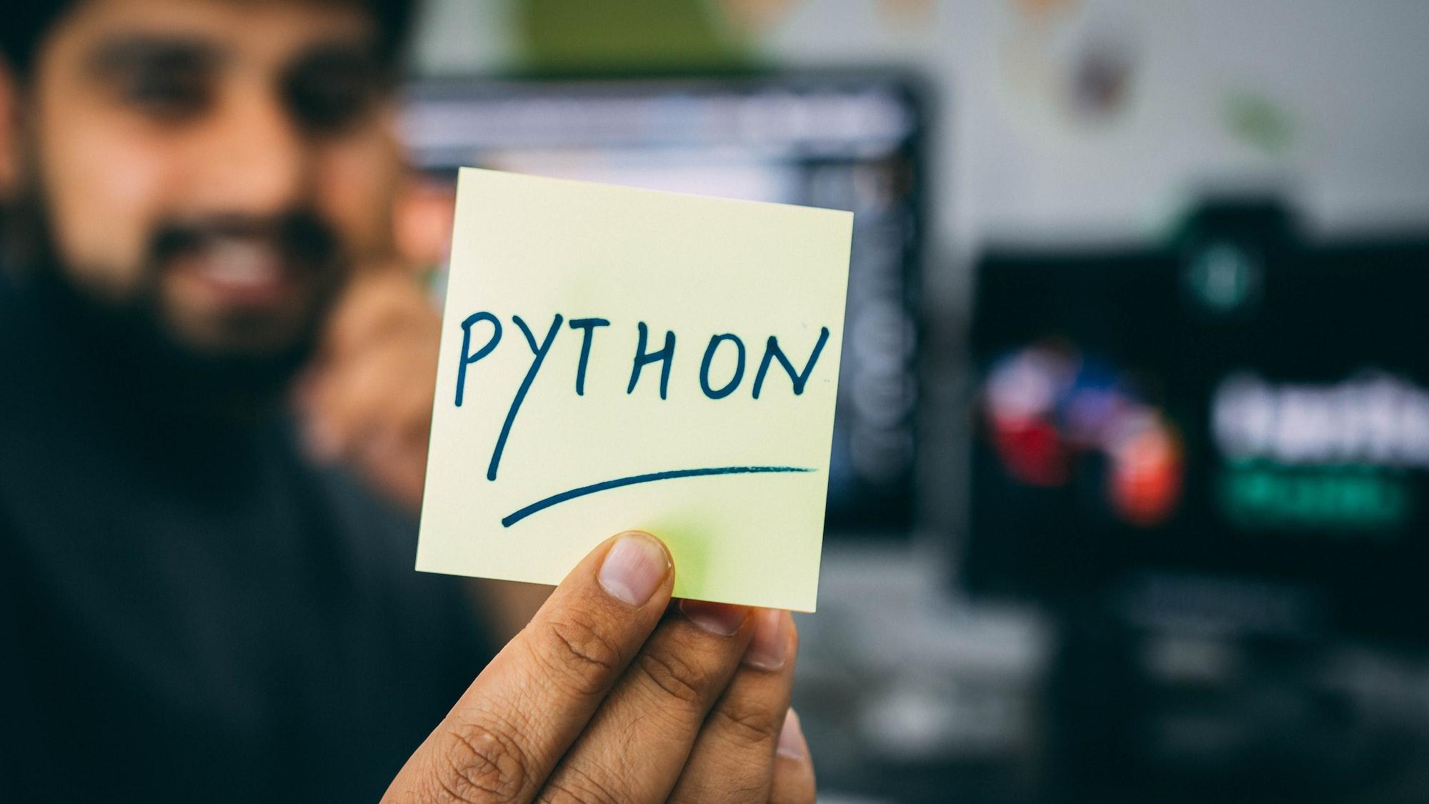 Python привлекает разработчиков вредоносов