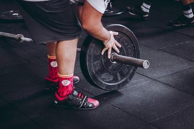 2-split træningsprogram - træk/pres - push/pull