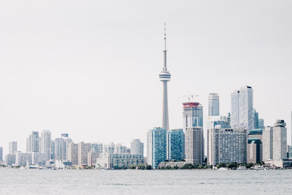 CN tower, Canada