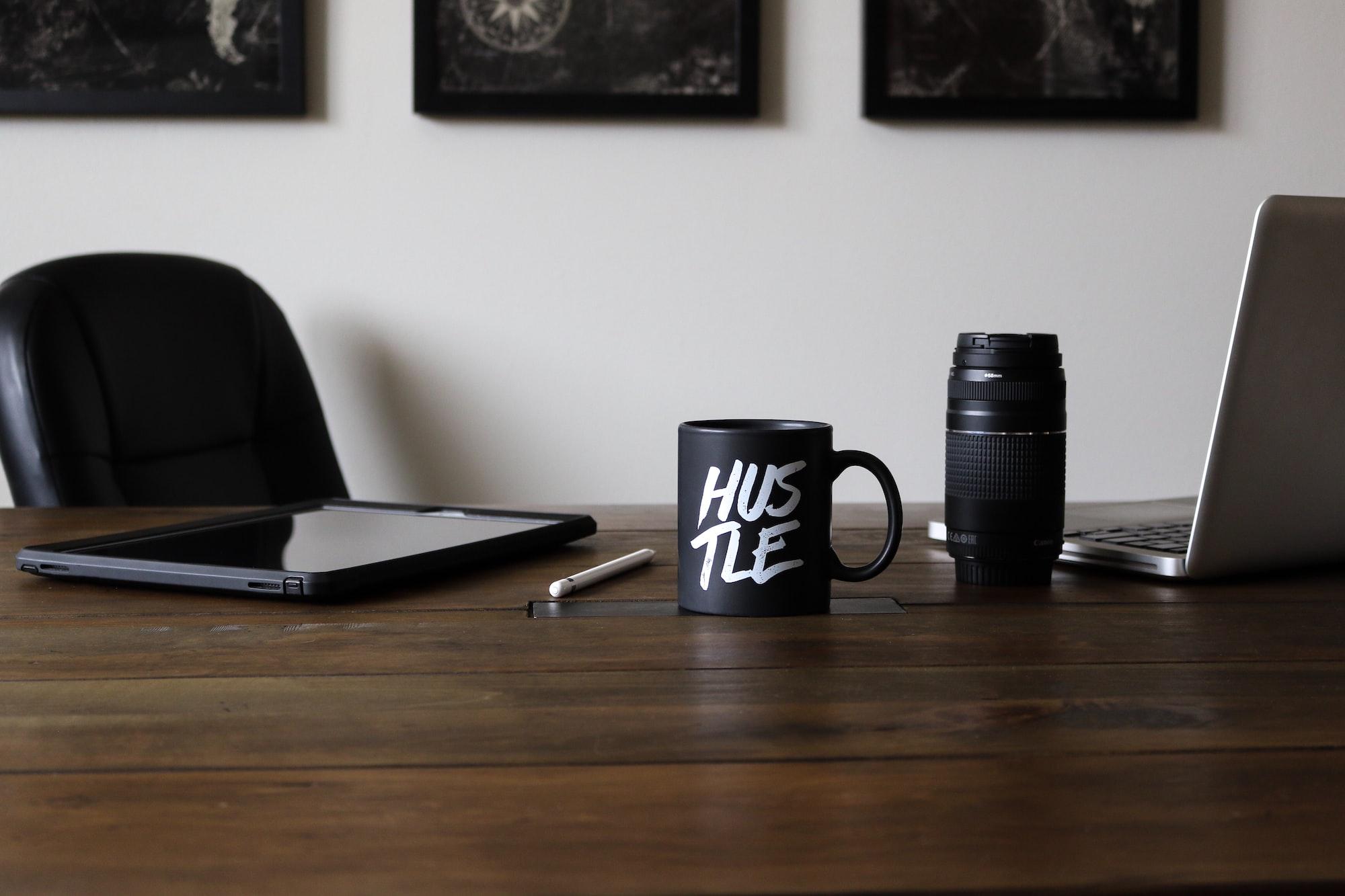 On Starting a Side Hustle