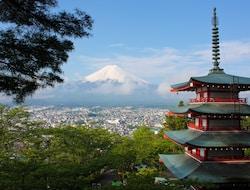 Tokio - Mt. Fuji - Hakone (M)