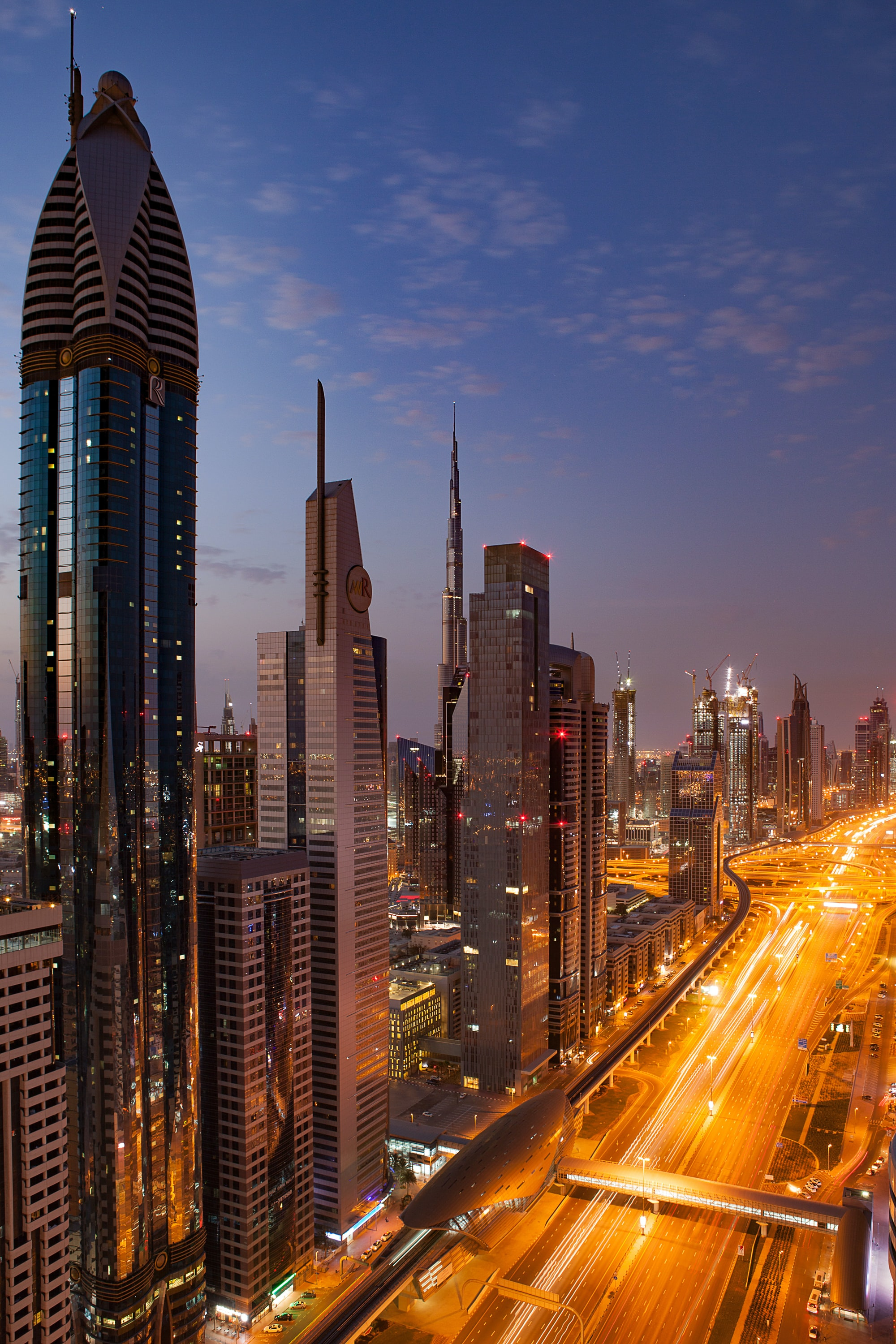 Taken on a cool winter morning in Dubai as part of a photo workshop