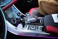 mirroless camera inside vehicle