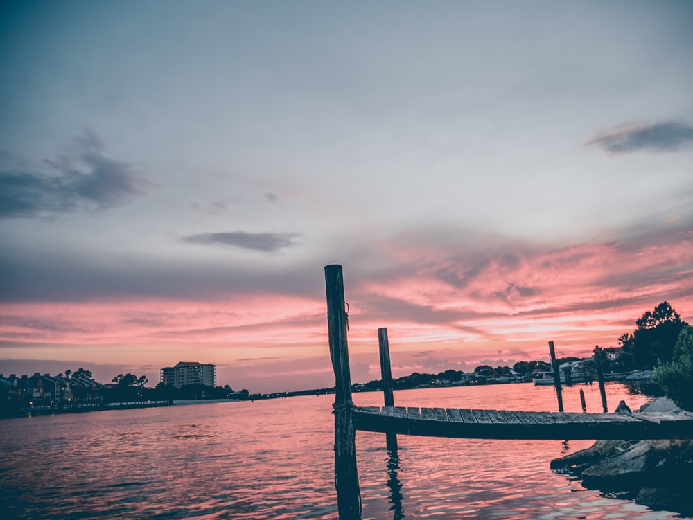 black dock