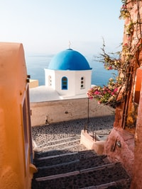 Santori Greece