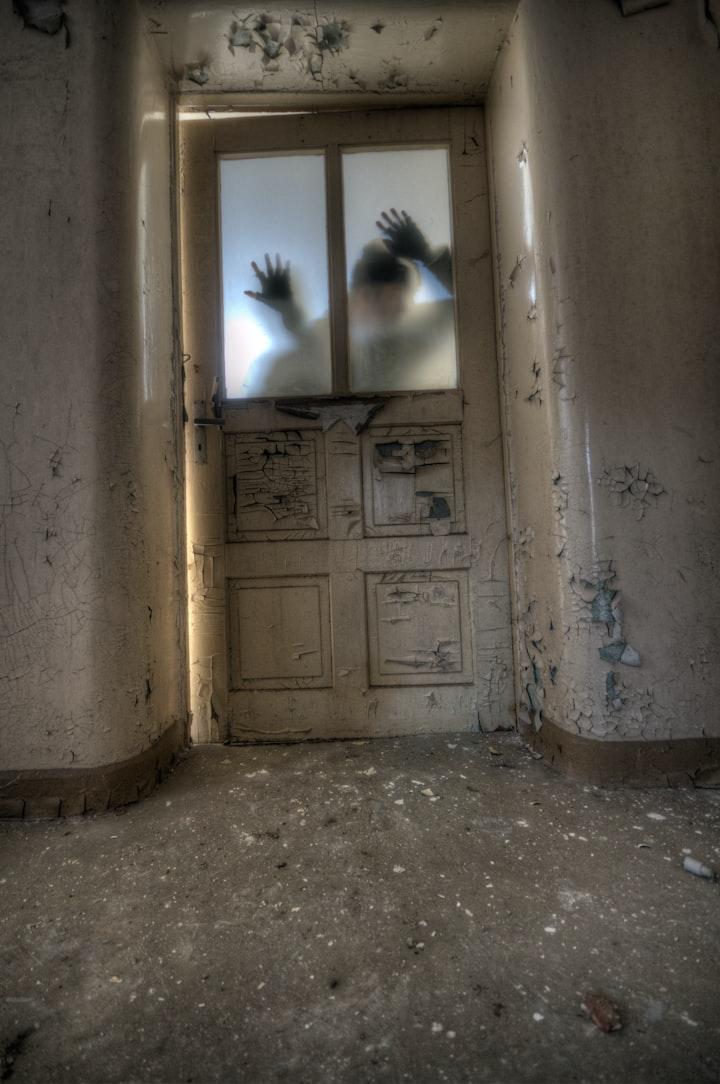 Paranormal activity at work.