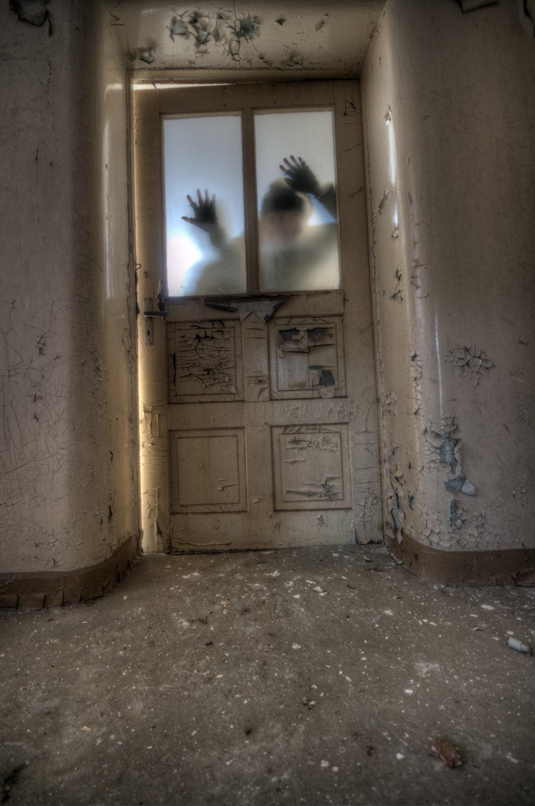An old asylum near Berlin