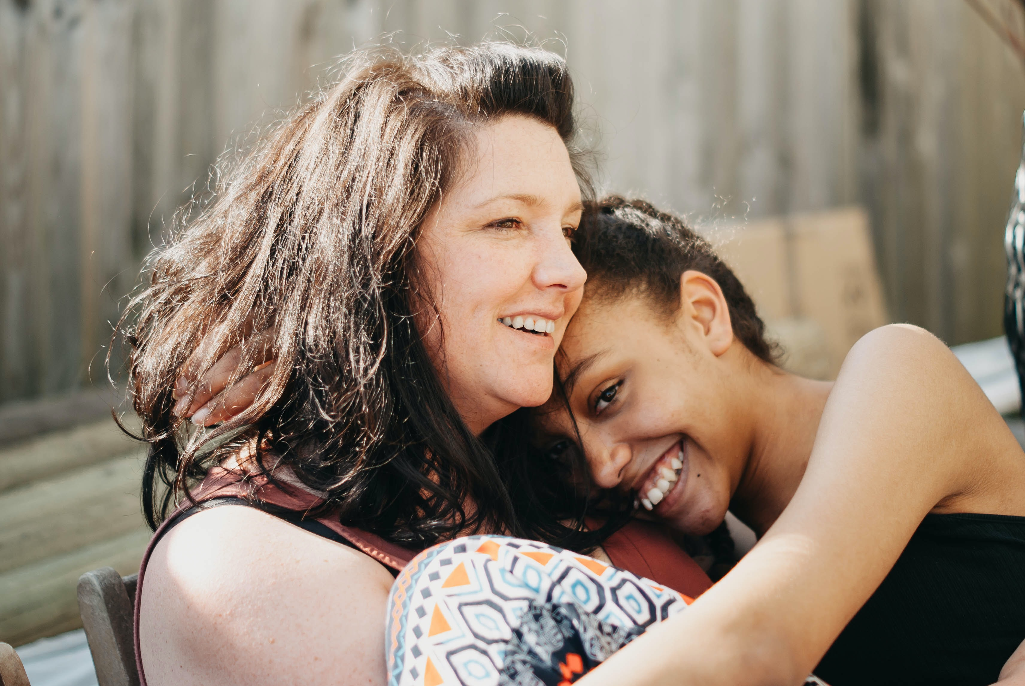 Destigmatizing Single Parenthood-- My Childhood With My Mother