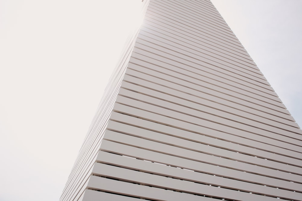 white high-rise building during day