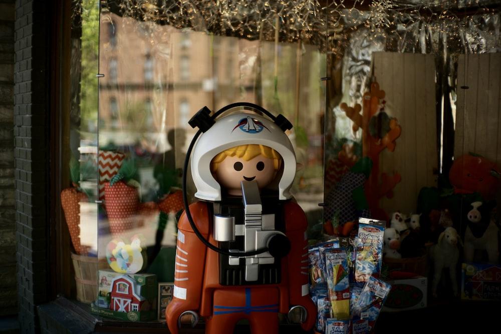 LEGO minifig toy