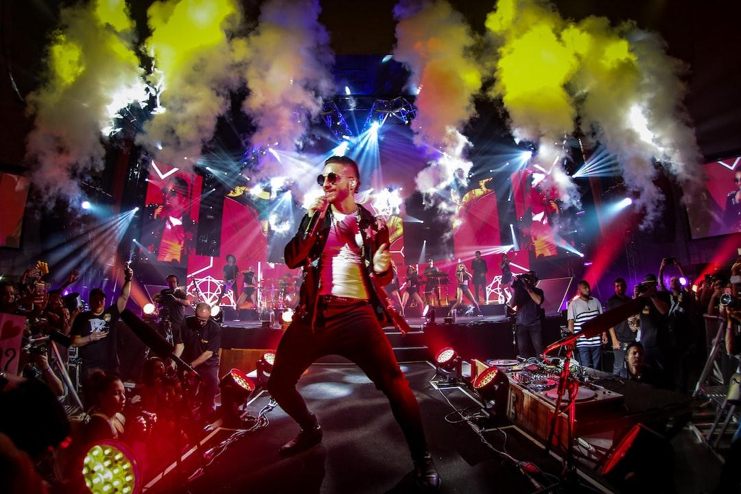 Show realizado na cidade do Rio de Janeiro Brasil, no VIVO RIO, show este que faz parte da turne mundial do Artista.