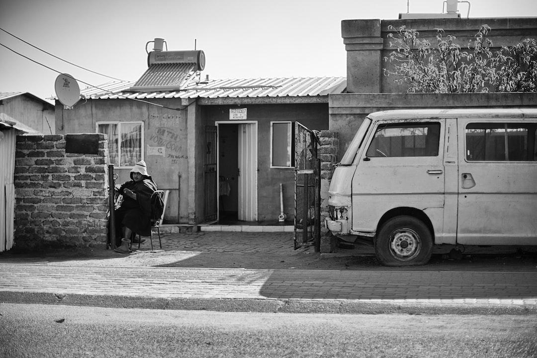 Soweto Steet Snap