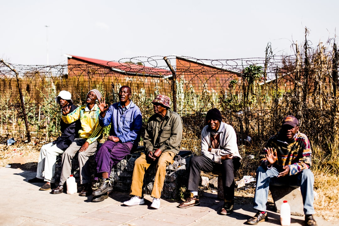 Greetings from Soweto