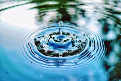 water drop drop teams background