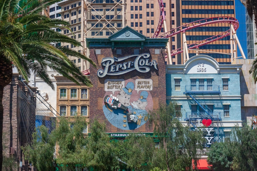 Pepsi-Cola Building, Las Vegas, NV