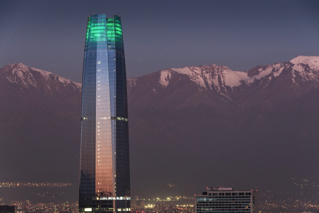 The Gran Torre Santiago, is a 64-story tall skyscraper in Santiago, Chile, the tallest in Latin America. It was designed by Argentine architect César Pelli.
