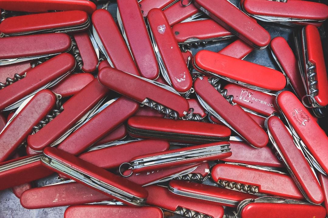 Swiss Army Knifes
