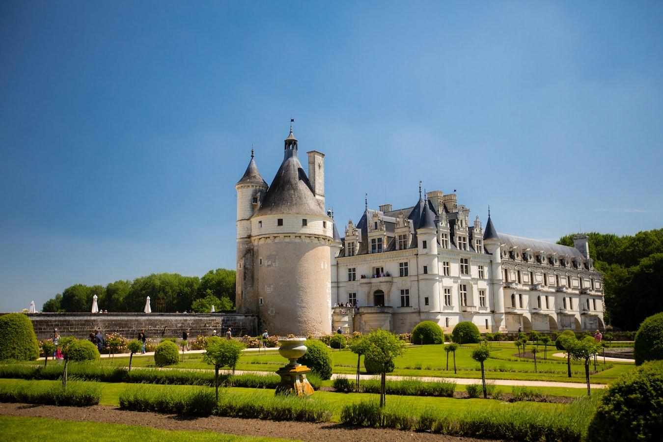 Château de Chenonceau , Castles in France