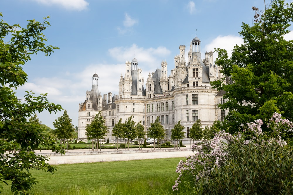 white building near trees - Le Jardin Du Luxembourg