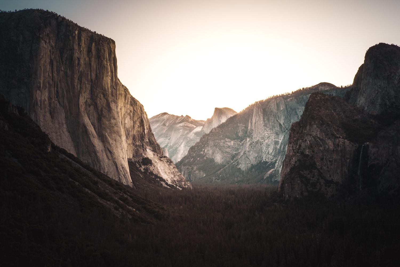 Yosemite valley slide 3