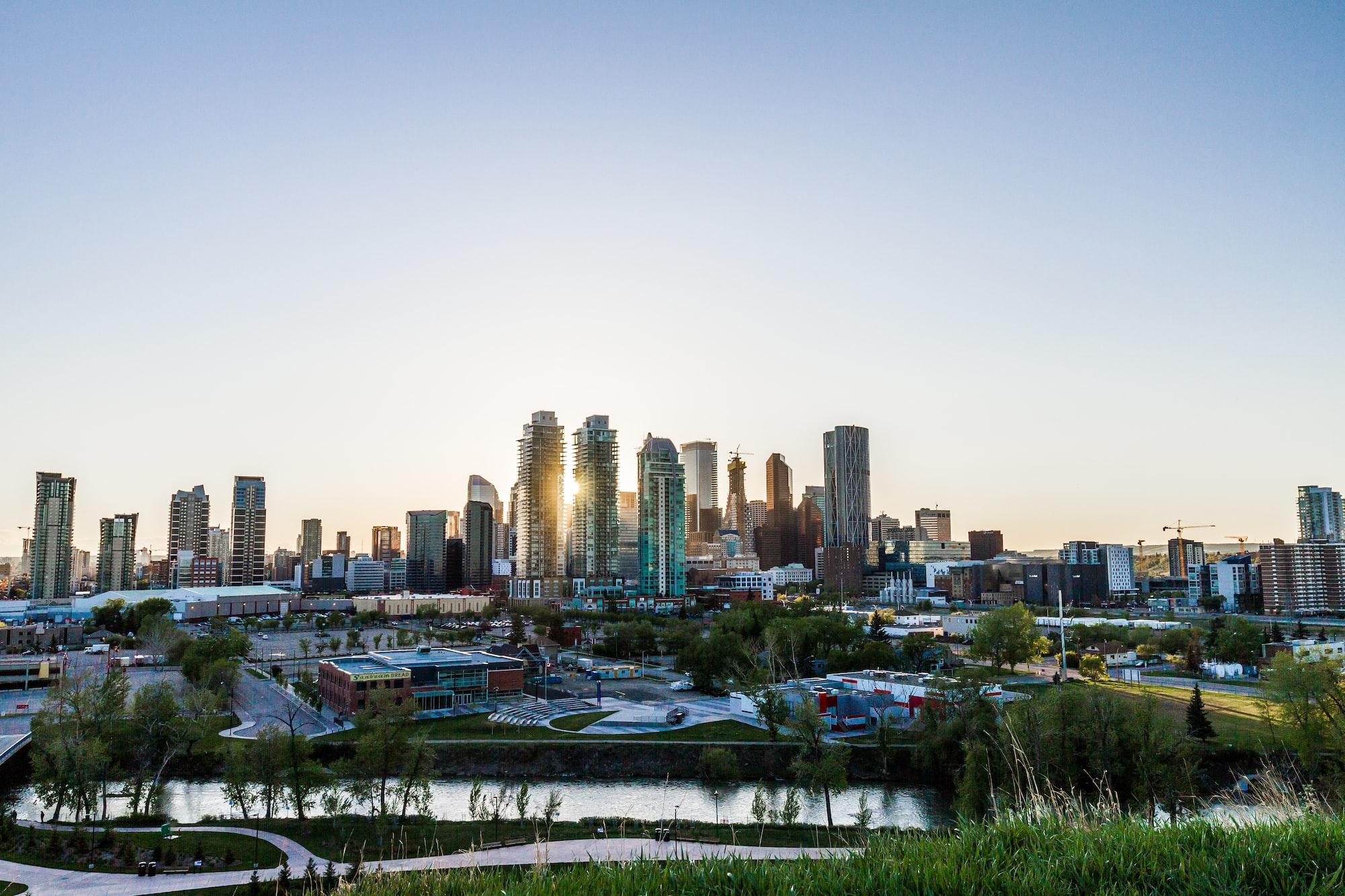 Back to Calgary 🇨🇦