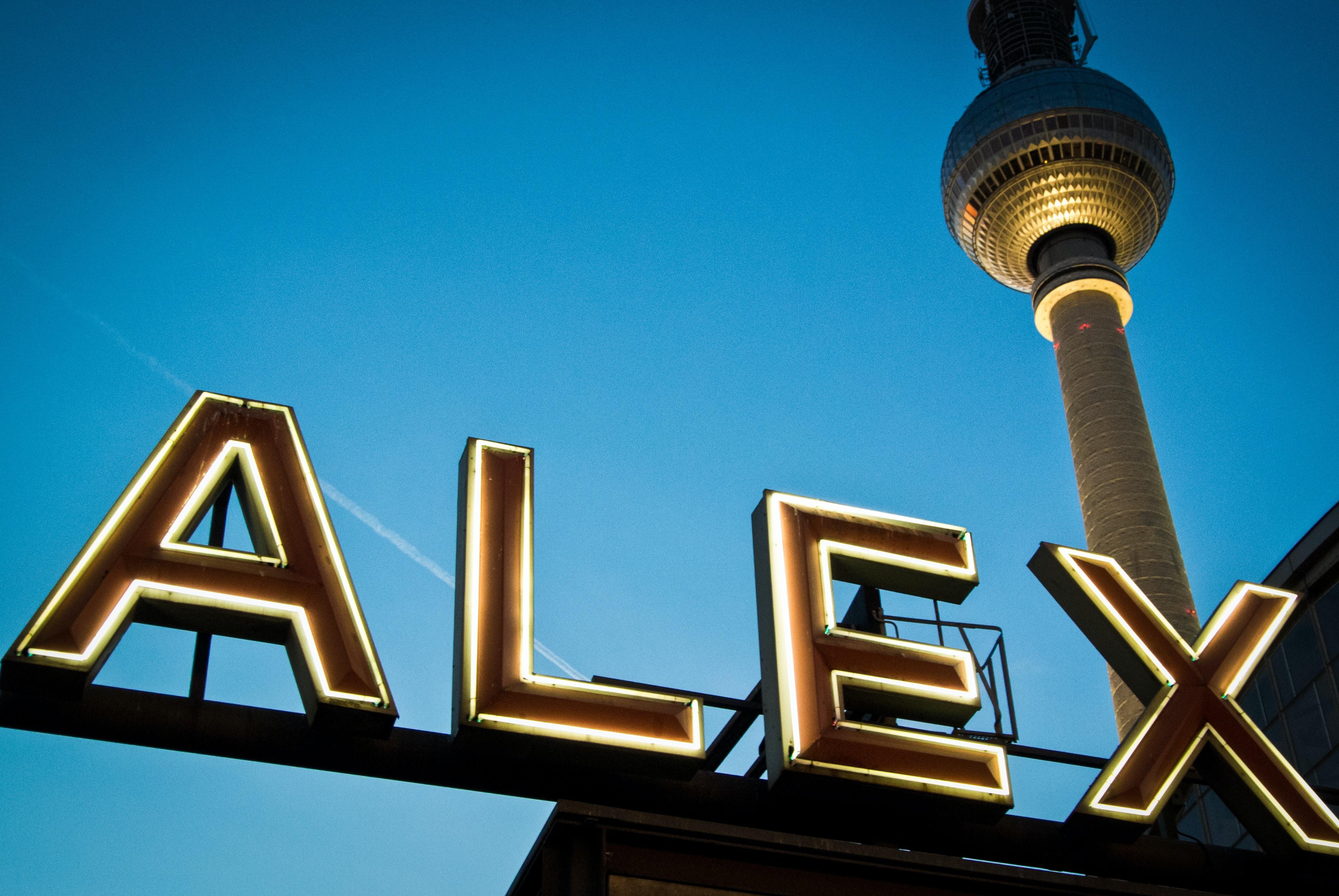 ALEX LED signage